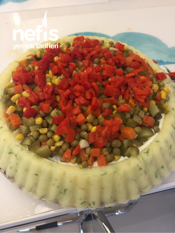 Tart Patates Salatası