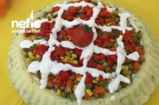 Tart Patates Salatası Tarifi