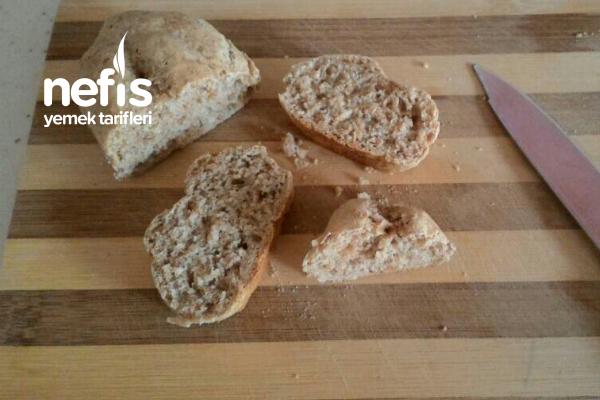 Bebekler İçin Tam Buğday Ekmeği 8+ Tarifi