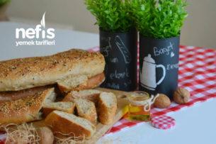 Fransız Baget Ekmek (Yeni Başlayanlar İçin) Tarifi