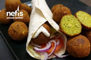 Nohut Köftesi (falafel) Tarifi