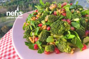 Rokalı Brokoli Salatası Tarifi