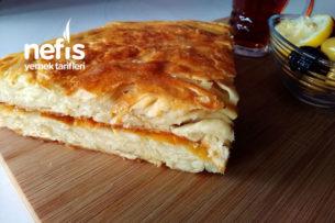Tel Tel Saya Çöreği (Yozgat Yöresi) Tarifi