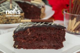 Çikolatalı Bomba Pasta Tarifi (videolu)