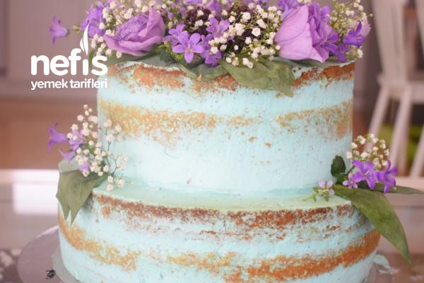 Doğum Günü Pastası Naked Cake Nefis Yemek Tarifleri