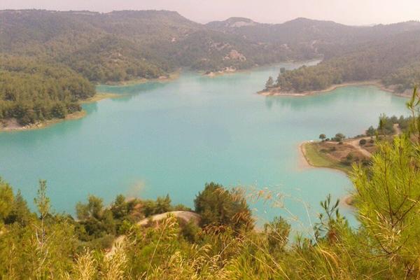 seyran baraj gölü