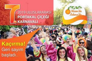portakal çiçeği festivali