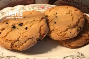 Pratik Nefis Çikolatalı Cookies Tarifi