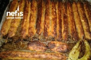 Tavuk Kıymasından Şiş Kebap Tarifi