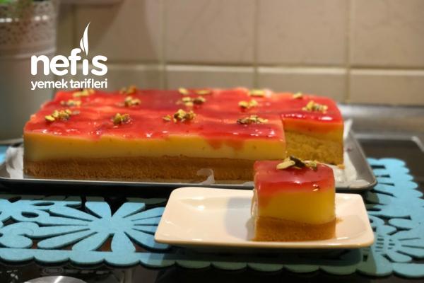 Kırmızı Başlıklı Pasta Tarifi
