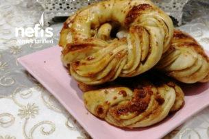 Tahinli, Fıstık Ezmeli Çörek Tarifi