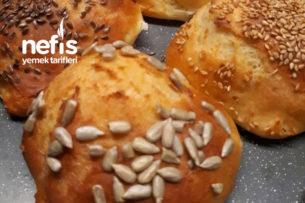 En Hızlı Hazırlanan Ekmek (Mayasız) Tarifi