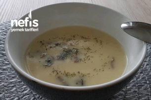 Kremalı Mantar Çorbası (Hazırını Aratmayacak) Tarifi