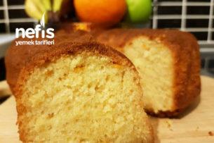 Lokum Gibi Portakallı Kek ( Tam Ölçülü) Tarifi