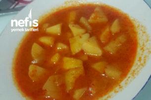 Patates Sulusu Yemeği Tarifi