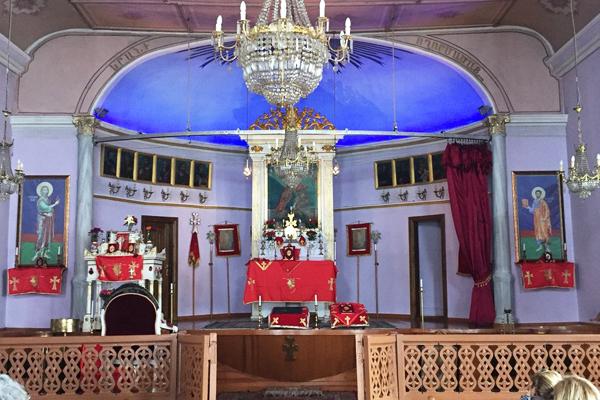 surp kevork kilisesi