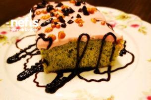 Ispanaklı (yeşil) Kek Tarifi