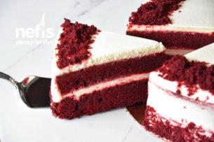 Kırmızı Kadife Pasta (Videolu Şahane Bir Tarif) Tarifi