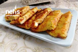 Mısır Unlu, Sebzeli Tava Börek (Hafta Sonuna Özel) Tarifi