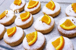 Portakal Sulu Kek Tarifi