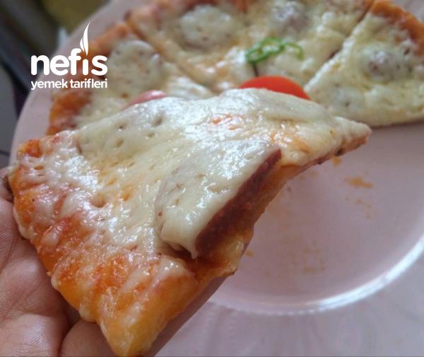 Pratik Tavada Pizza (15 Dk)