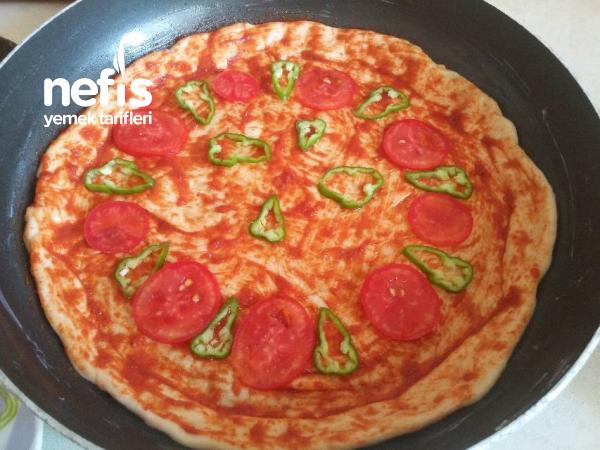 Pratik Tavada Pizza (15dk)