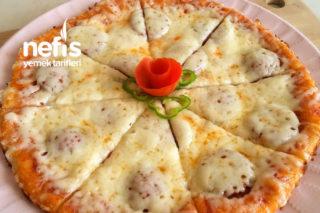 Pratik Tavada Pizza (15 Dk) Tarifi