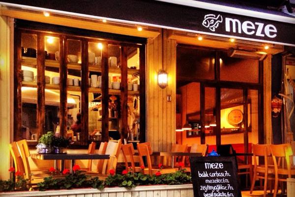 samatya meze restoran