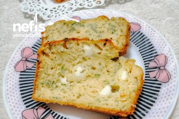 Börek Tadında Tuzlu Kek