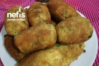 İçli Patates Köftesi (Kıymalı) Tarifi