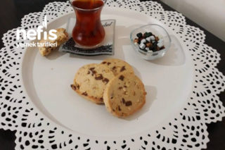 Çay Saati Kurabiyesi Tarifi