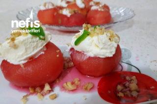 Elma Tatlısı (Gıda Boyasız) Tarifi