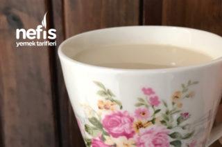 Evde Chai Tea Latte Tarifi