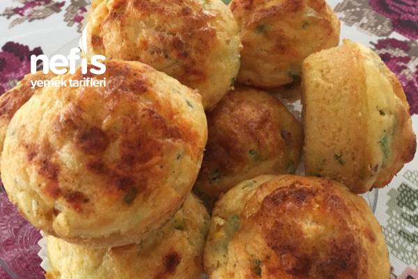 Evde Ne Varsa Muffini