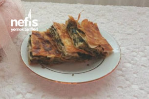 Ispanaklı Börek (Kara Börek) Tarifi