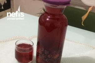 Karışık Meyve Suyu (Taneli) Tarifi