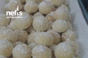 Margarinsiz Hindistancevizli Mini Kurabiye Tarifi