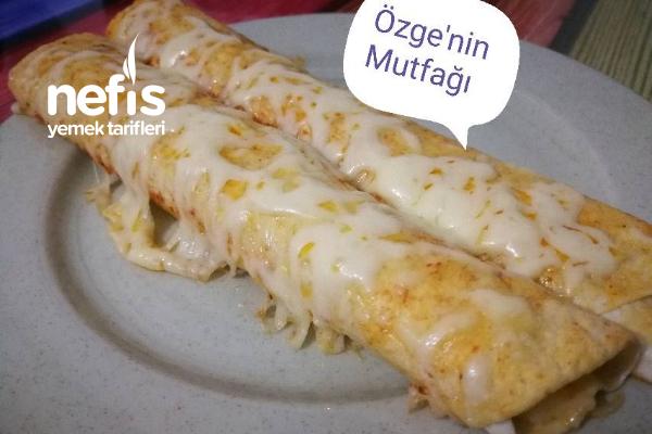 Özge'nin Mutfağından Enchiladas Tarifi