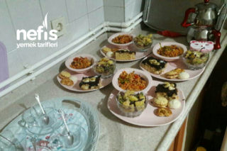 Akşam Çayı Tarifi