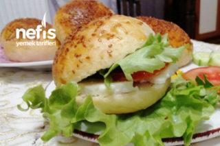 Ev Yapımı Ekmeklerle Sandviç Tarifi