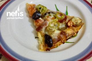 Glutensiz Pizza Tarifi