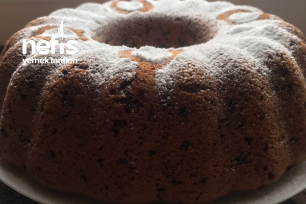 Hem Çikolatalı Hem Hindistan Cevizli Kek Tarifi
