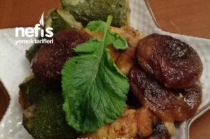 Kayısılı Tavuk Yemeği Tarifi