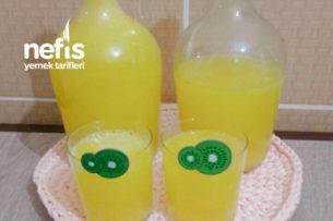 Kolay Meyve Suyu Tarifi