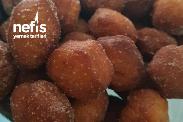Lokmalık Donut Tarifi