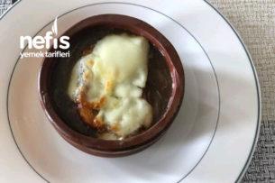 Fransız Usülü Soğan Çorbası ( Kışın İçin Doğal Antibiyotik) Tarifi