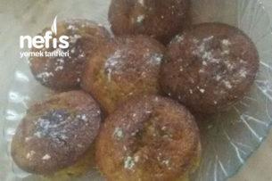 Havuçlu Ceviz Muffinler Tarifi