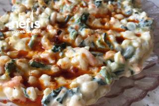 Ispanaklı Havuçlu Buğday Salatası Tarifi