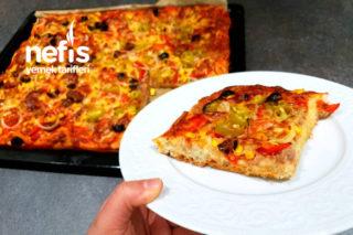 Pizza Hut Pizzası Tarifi