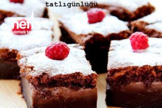 Sihirli Çikolatalı Kek Tarifi